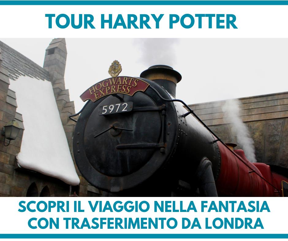 tour harry potter