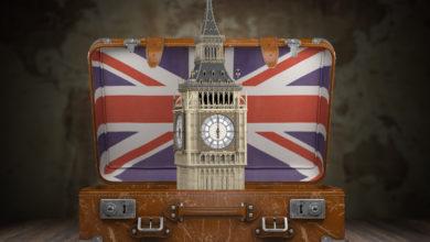 cosa mettere in valigia per Londra