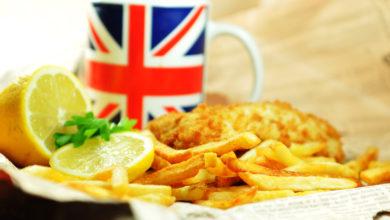 pranzi inglesi