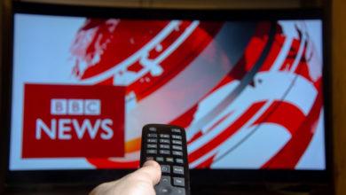 televisioni inglesi