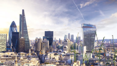 grattacieli Londra